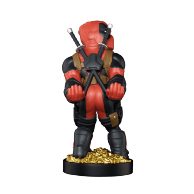 Deadpool Pose Cable Guy