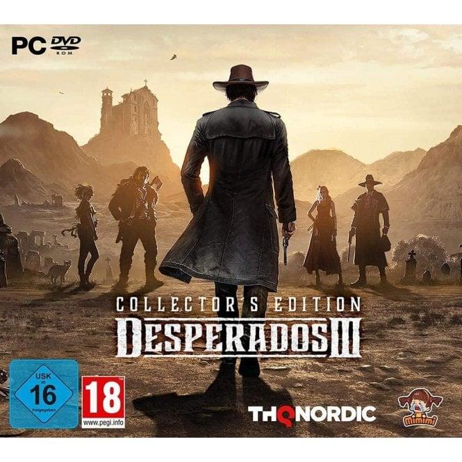 Desperados 3 Collector's Edition PC