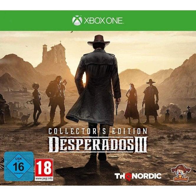 Desperados 3 Collector's Edition Xbox