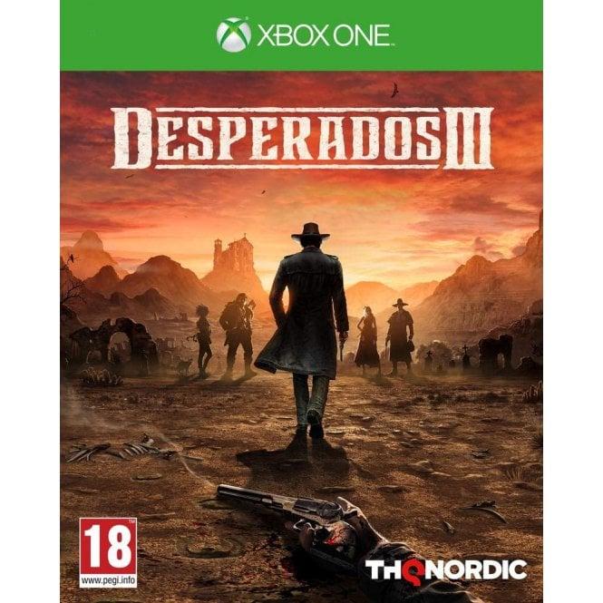 Desperados 3 Xbox
