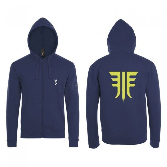 Destiny 2 Forsaken Hooded Sweater