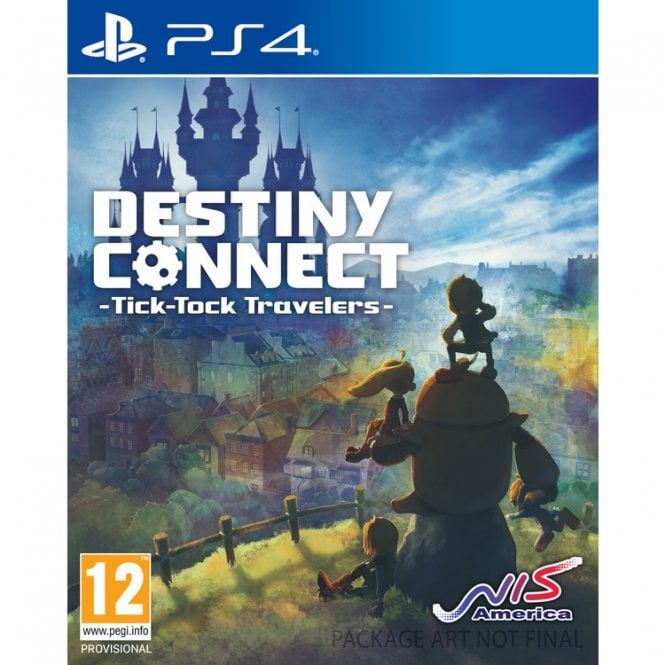 Destiny Connect Tick -Tock Travelers PS4