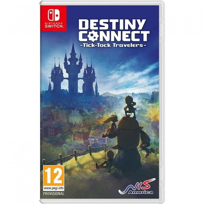 Destiny Connect Tick -Tock Travelers Time Capsule Edition Switch