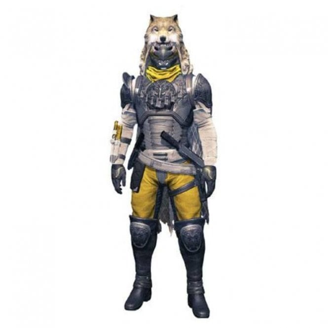 Destiny Hunter Blacksmith Shader Color Tops