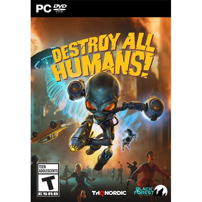 Destroy All Humans PC