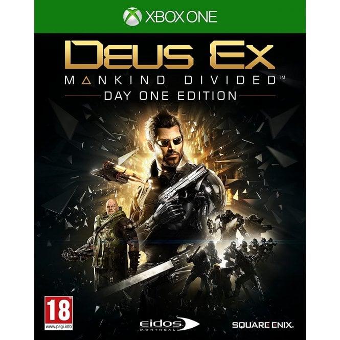 Deus Ex Mankind Divided Xbox
