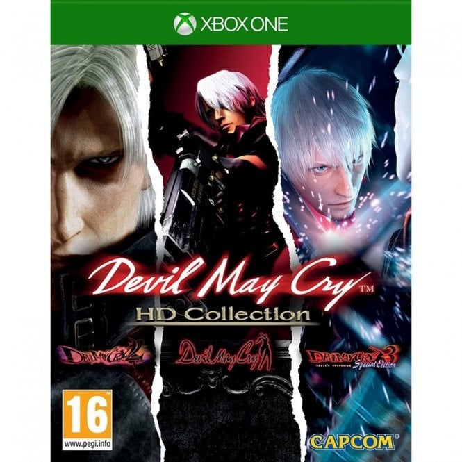 Devil May Cry HD Collection Xbox