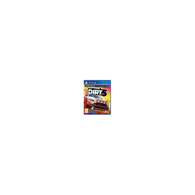 DiRT 4 Steelbook Edition PS4