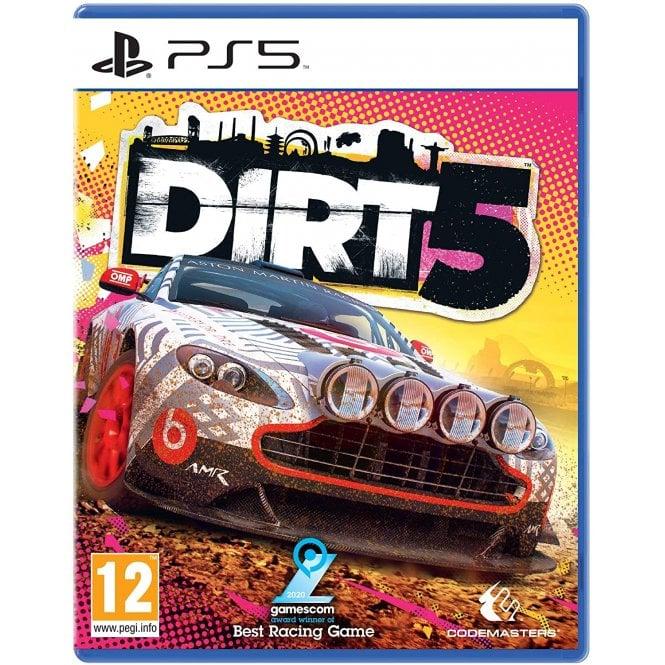 DIRT 5 Standard Edition PS5