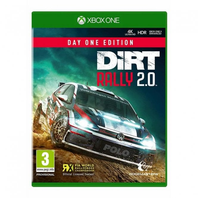 Dirt Rally 2.0 - Day One Edition Xbox