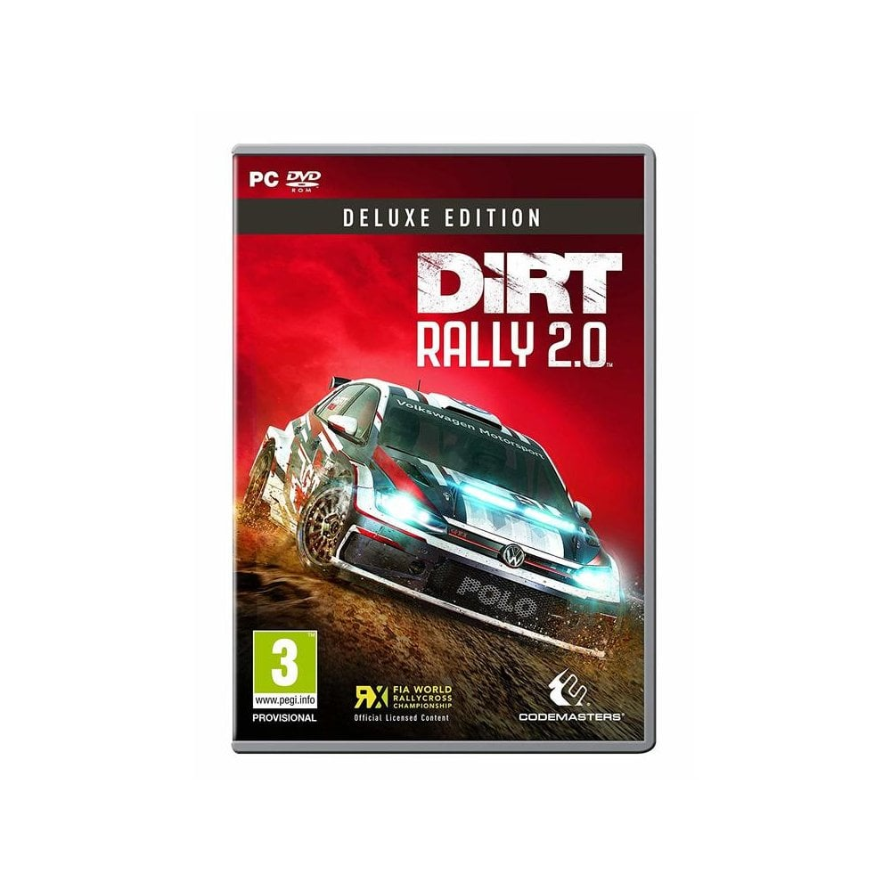 dirt rally 2 0 deluxe edition pc gaming from gamersheek. Black Bedroom Furniture Sets. Home Design Ideas