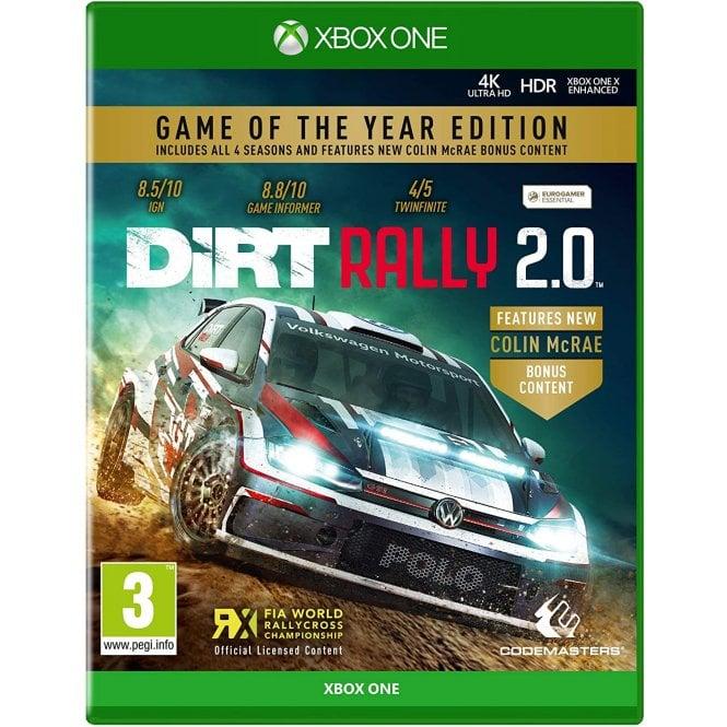 DiRT Rally 2.0 GOTY Xbox