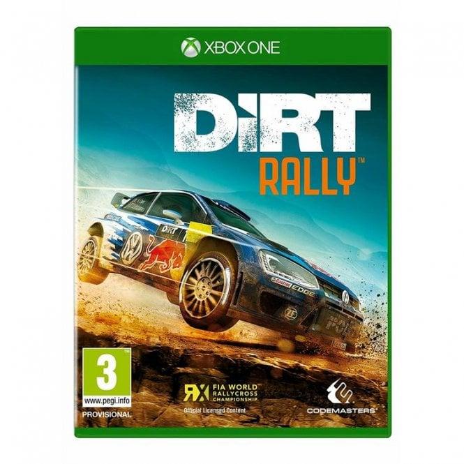 Dirt Rally Xbox