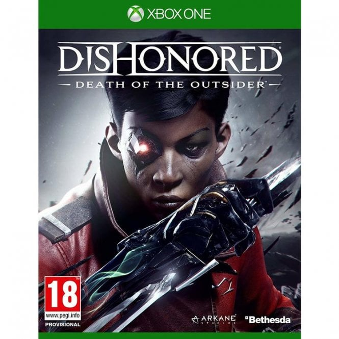 Dishonored 2 Death of the Outsider Xbox