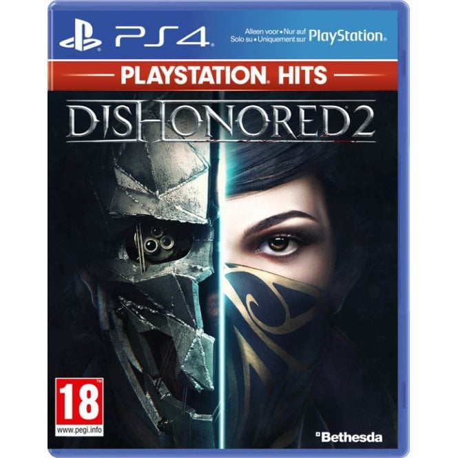 Dishonored 2 Hits PS4