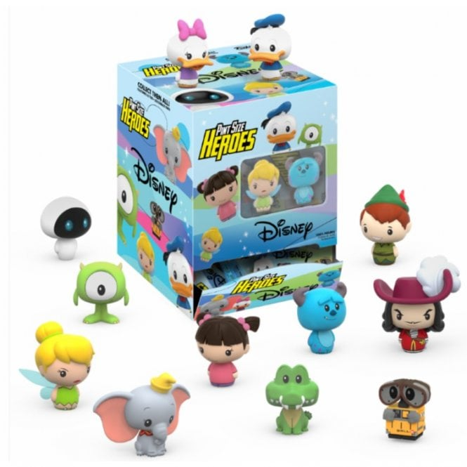 Disney Series 2 Pint Sized Heroes Blind Bag