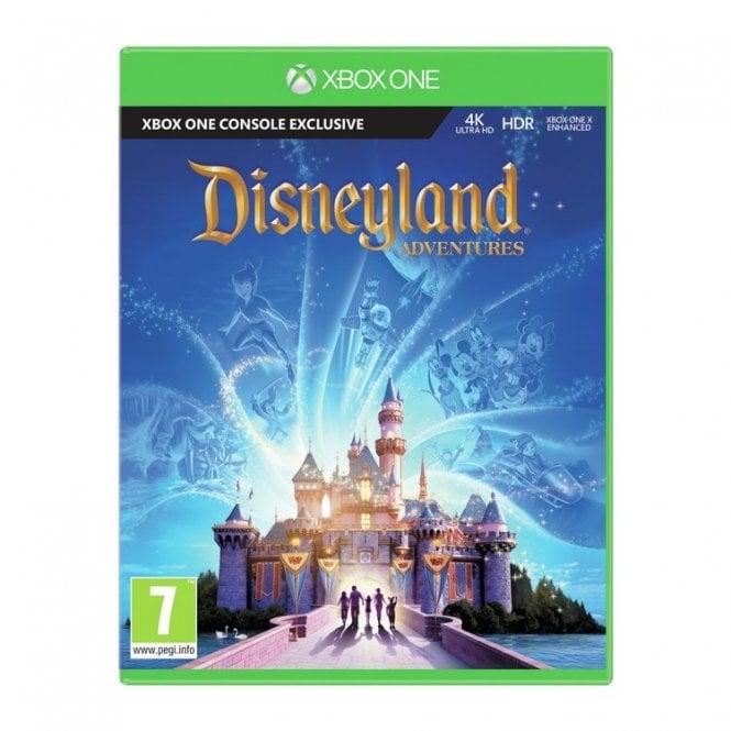 Disneyland Adventures Xbox