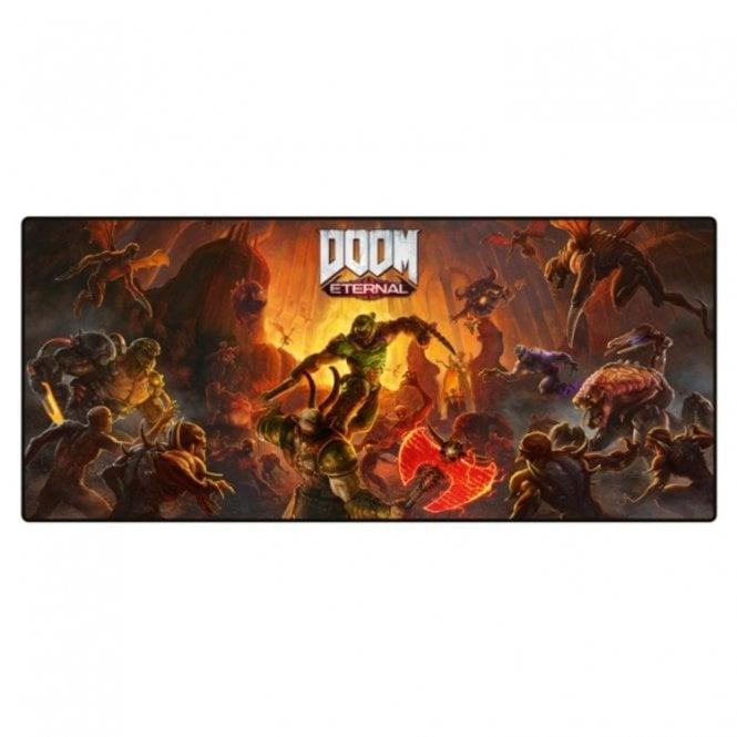 Doom Eternal Marauder Oversize Mousemat