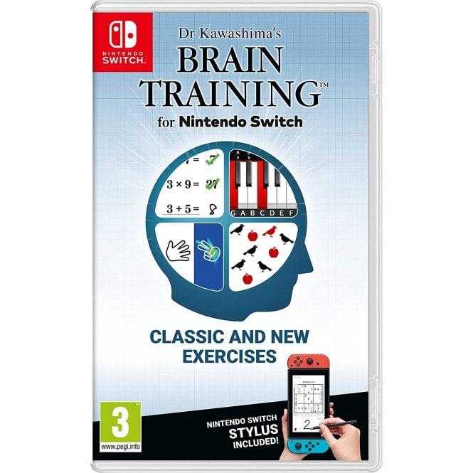 Dr Kawashima's Brain Training Switch