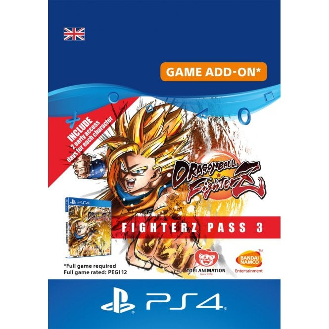 Dragon Ball Fighterz - Fighter Pass 3
