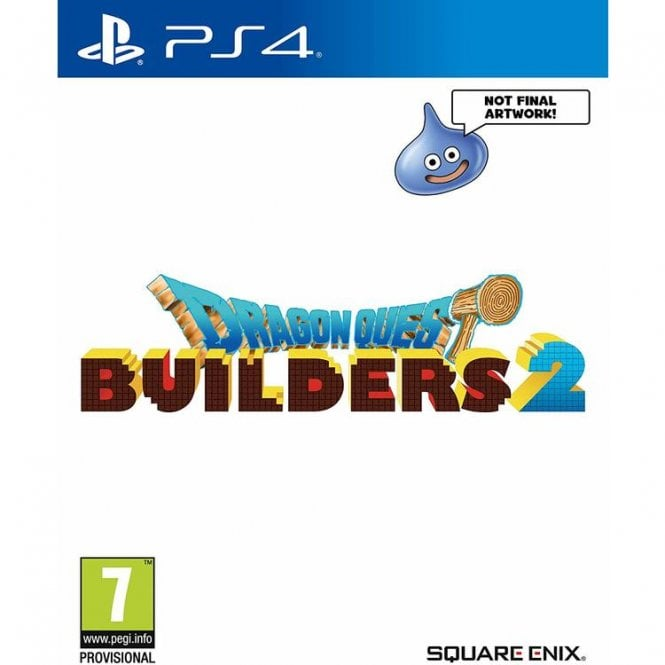 Dragon Quest Builders 2 Day One Edition PS4