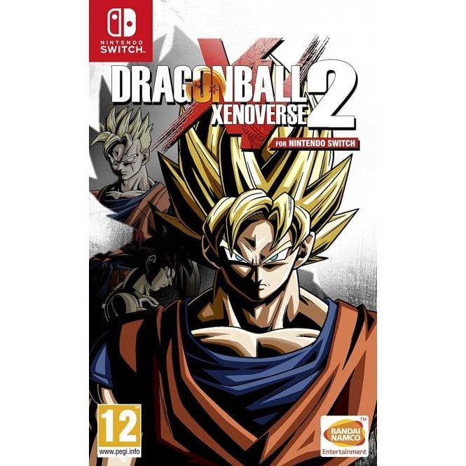 Dragonball Xenoverse 2 Nintendo Switch