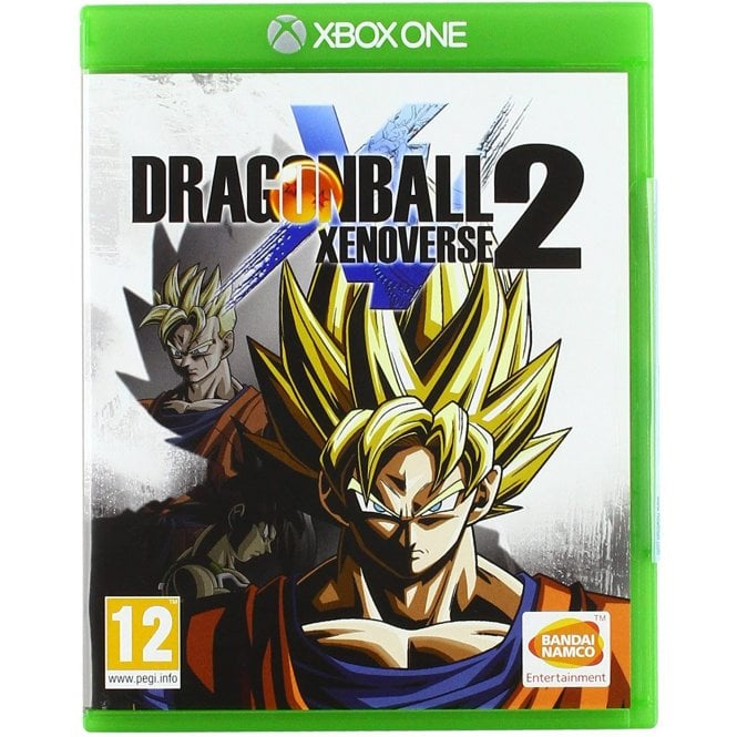 Dragonball Xenoverse 2 Xbox