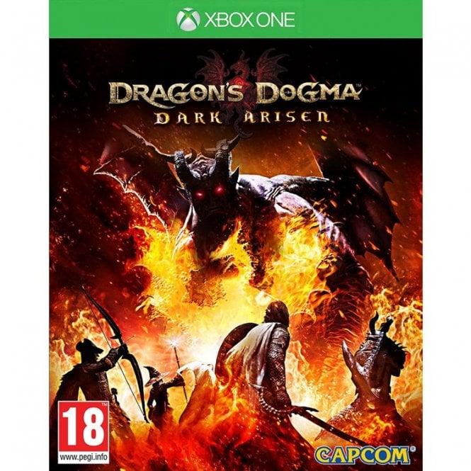 Dragons Dogma Dark Arisen Xbox