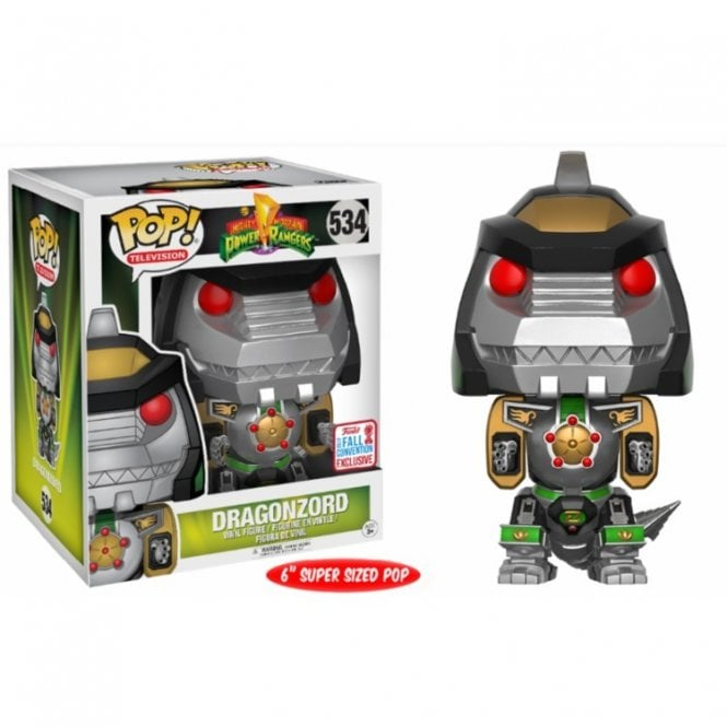 Dragonzord Green Exclusive 6