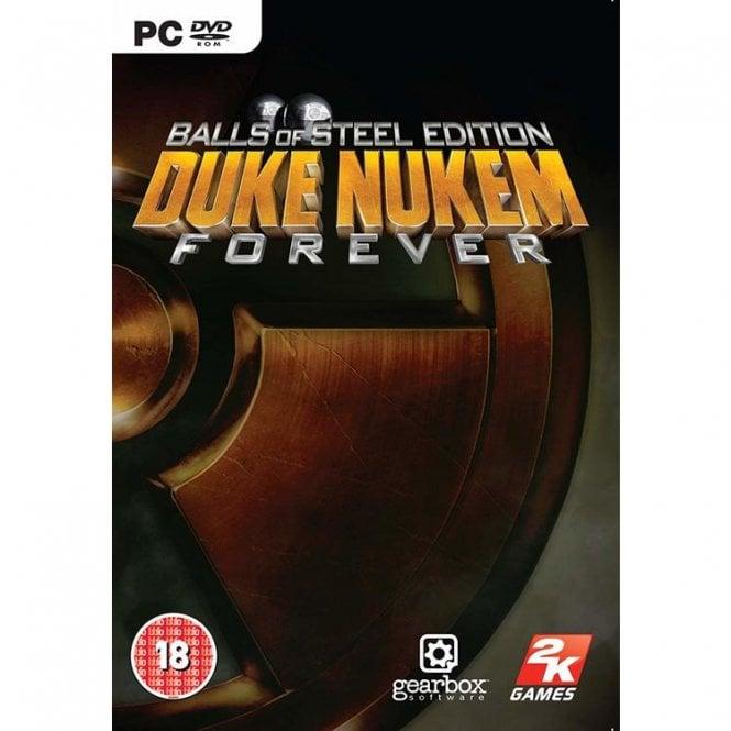 Duke Nukem Balls of Steel Collector's Edition PC
