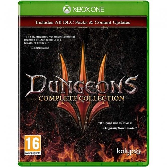 Dungeons 3 Xbox