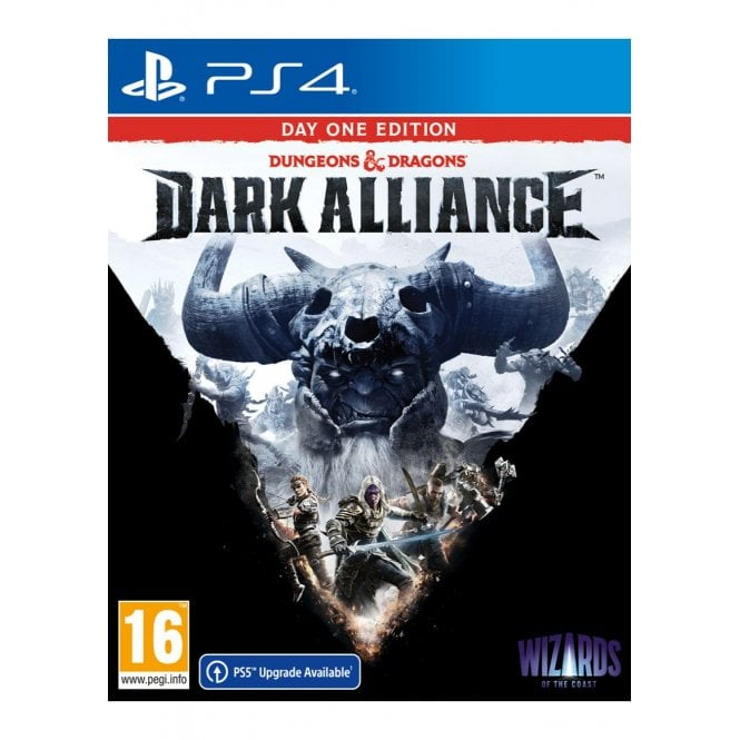 Dungeons & Dragons Dark Alliance Special Edition PS4
