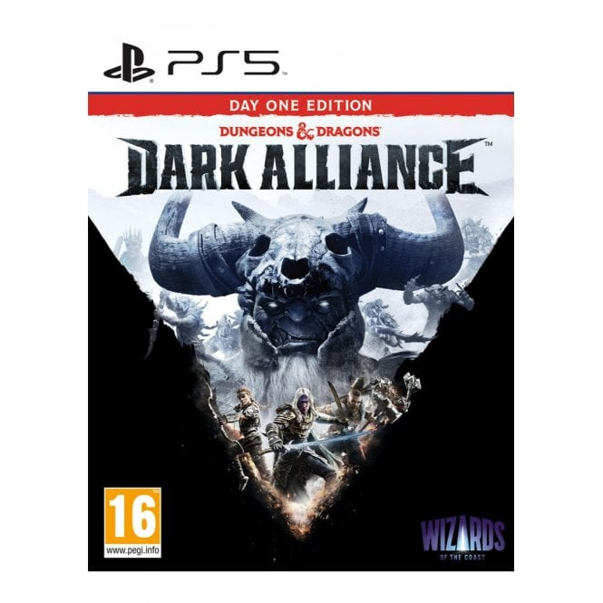 Dungeons & Dragons Dark Alliance Special Edition PS5
