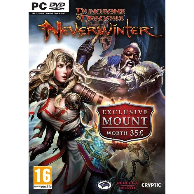Dungeons & Dragons Neverwinter PC