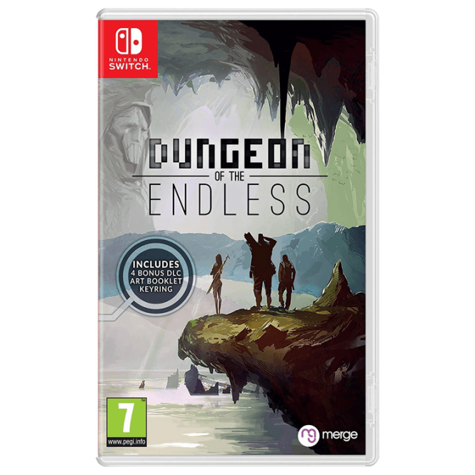Dungeons of the Endless Switch