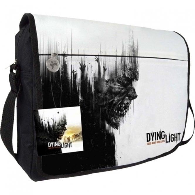 Dying Light Zombie Messenger Bag