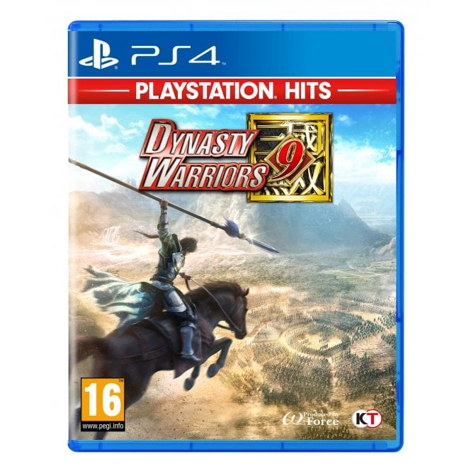 Dynasty Warriors 9 Playstation Hits PS4