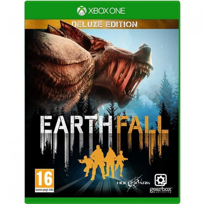 Earthfall Deluxe Edition Xbox