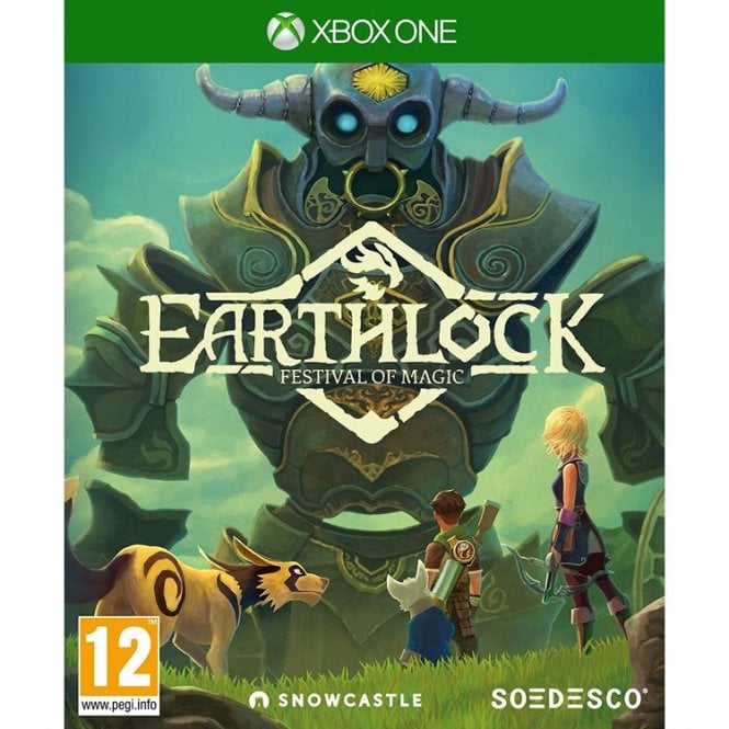 Earthlock Festival of Magic Xbox