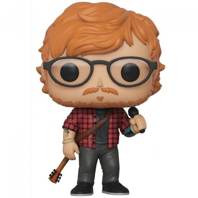 Ed Sheeran POP! Vinyl