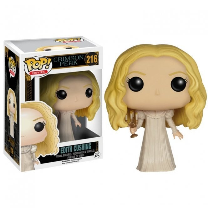 Edith Cushing POP! Vinyl