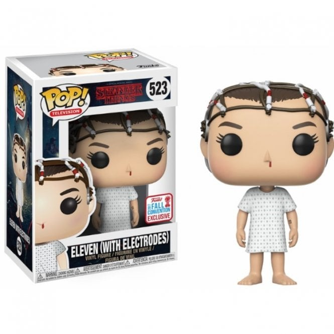 Eleven with Electrodes Exclusive POP! Vinyl