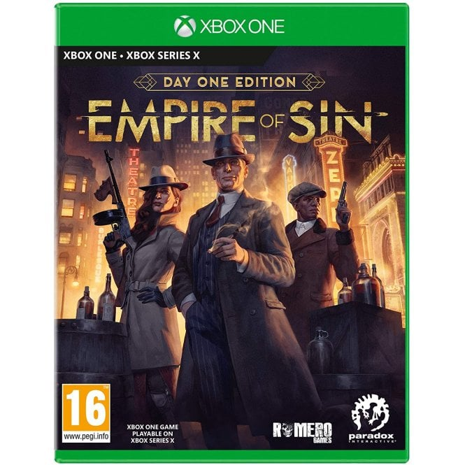 Empire of Sin Day One Edition Xbox