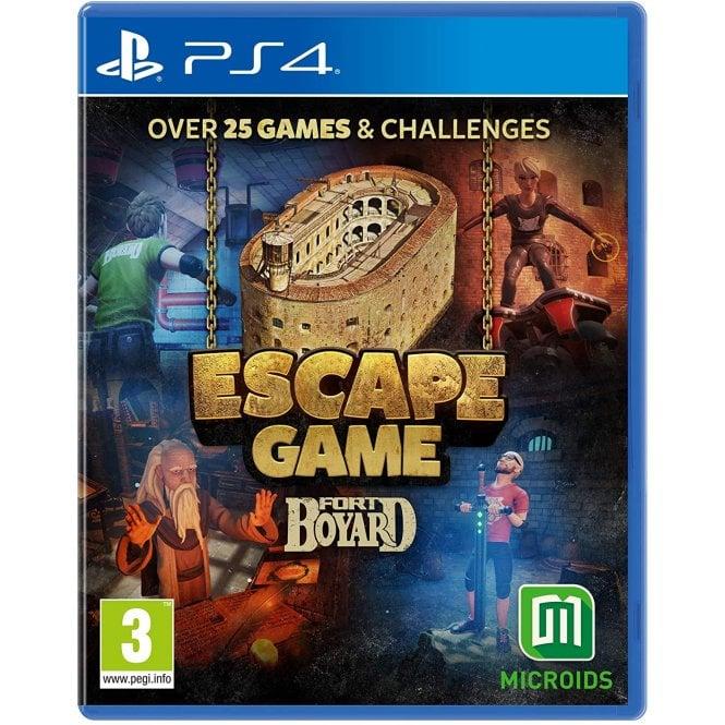 Escape Game Fort Boyard PS4