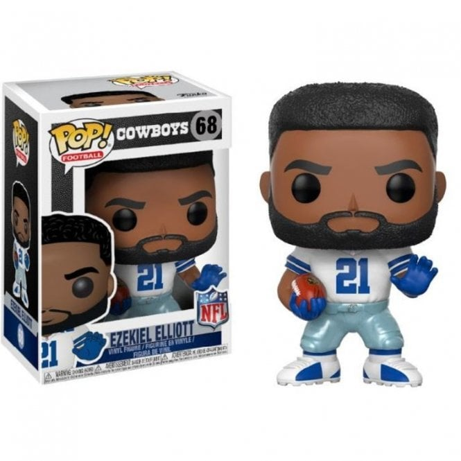 Ezekiel Elliott Cowboys Home POP! Vinyl
