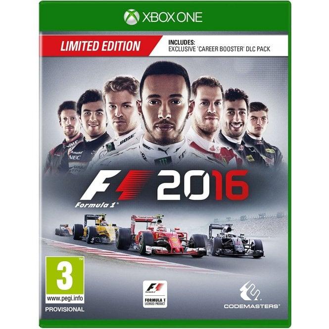 F1 2016 Limited Edition Xbox