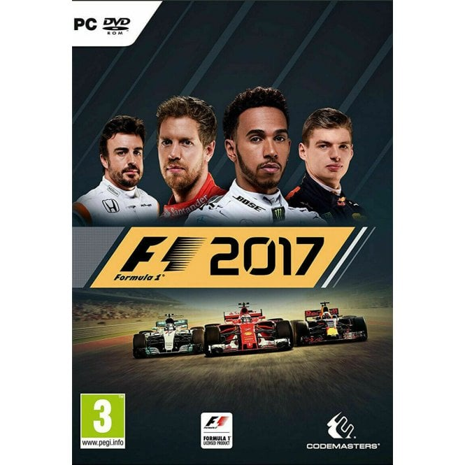 F1 2017 Standard Edition PC