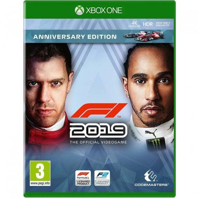 F1 2019 Anniversary Edition Xbox