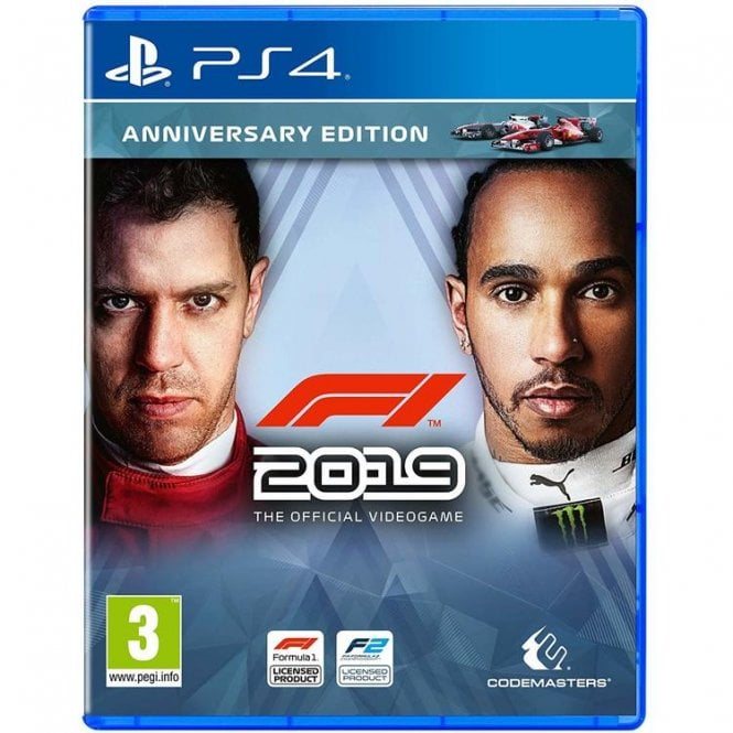 F1 2019 Day 1 Anniversary Edition PS4