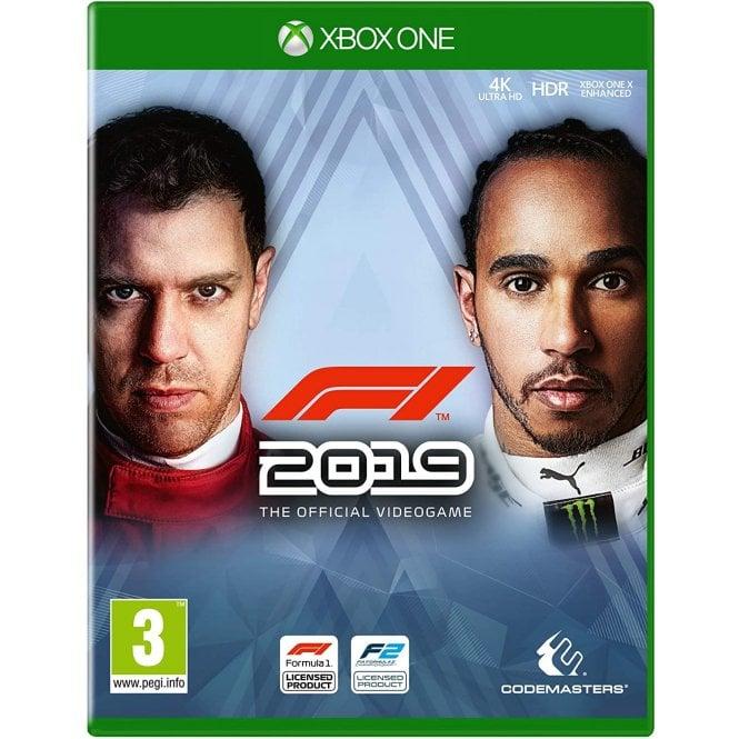 F1 2019 Standard Edition Xbox